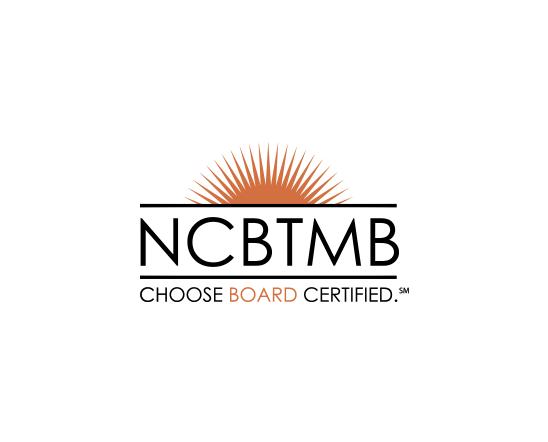 NCBTMB Board Certified